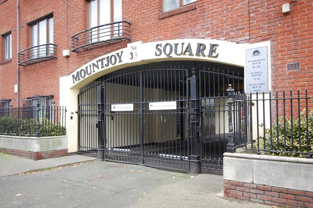 21 Stapleton House, Mountjoy Square